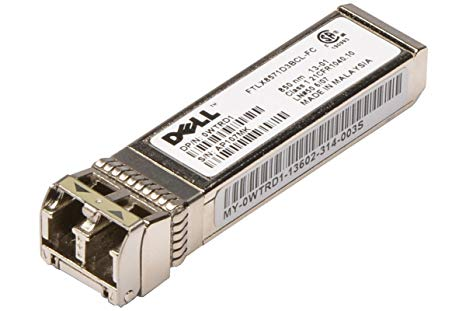 Transceiver DELL FTLX8571D3BCL-FC 10GBASE-SR/SW; 10Gbps FC SFP+
